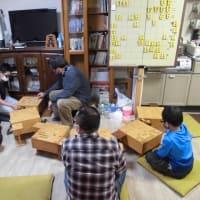 12月5日の教室風景