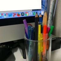 【手帳文具】ノック式ハンディラインS(Pentel)〜9月になったら、少しずつ来年の手帳文具の準備もね!(4)〜
