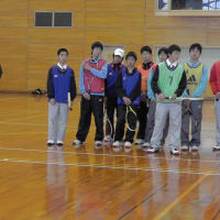 小林幸司選手によるソフトテニス教室in岐阜