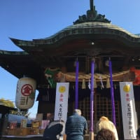 「初こんぴらさま」でしたのでお詣りに、、、別所琴平神社