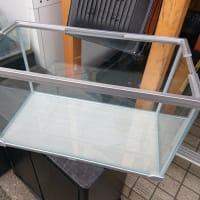 中古 テトラ510×265×300ガラス水槽