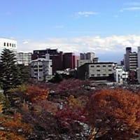 富山県民会館で講演会
