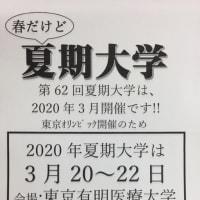 鍼灸経絡治療夏期大学 3日目