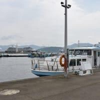 「アザマラ・クエスト」と「カレドニアン・スカイ」が、宇品港へダブル入港!!(その1)
