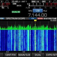 海外短波放送の受信