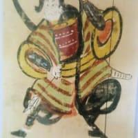 東京ステーションギャラリー「もう一つの浮世絵ー大津絵」(東京駅)  2019.9.19