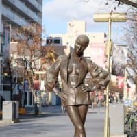 佐藤忠良「若い女・夏」 旭川の野外彫刻(19)