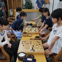 文部科学大臣杯第16回小中学校囲碁団体戦大阪府大会