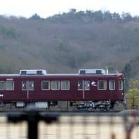 峠の阪急電車
