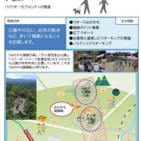 美濃加茂市の健康軸 3公園