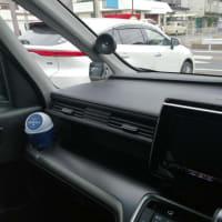 ステップワゴンRP TS-Z900PRS スピーカー取付
