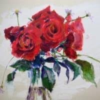 勉強会【花の描き方】