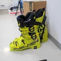 Ski boots R&D 訪問