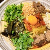 自家製麺とひつじがテーマ、後楽園のMENSHO TOKYOにてまぜひつじ、羊タンタン麺を夫婦で❣️