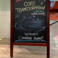 コア・トランスフォーメーション!タマラ・アンドレアスさんのセミナー!