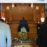 令和3年鈴鹿明神社例大祭斎行