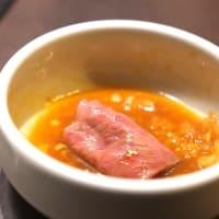 田町「ぽんが」、盛り合わせのお肉がどれも美味しい♪