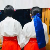 新人巫女研修★②