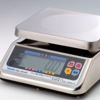 防水型デジタル上皿はかり 3kg UDS-1VN-WP-3  大和製衡