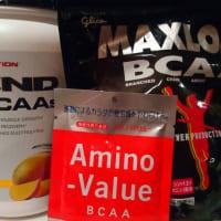 BCAA をコスパ (BCAA g単価) と味で比較