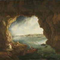 「水彩風景画家」アブラーム=ルイ=ロドルフ・デュクロ(Abraham-Louis-Rodolphe Ducros)絵画