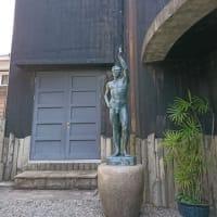 谷中散歩 その3「朝倉彫塑館」