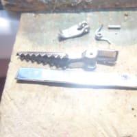 ネクタイピン修理 根元の修復