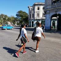 キューバ旅行を終える