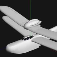 「Hiro」 FMS機体 E11A Laura(九八式水上偵察機) (1