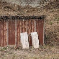 小屋日記21 小屋の細部を見る/人の無意識のしぐさについて