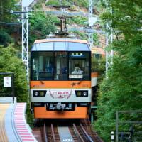 叡山電鉄(900系)展望列車「きらら」