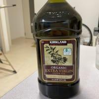 オリーブオイルはコストコがいい。