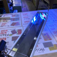 中古アクアシステム60cm LEDライト