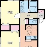 香川駅徒歩5分!2LDK貸アパート!駐車場無料有!