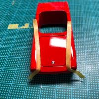 NEKO FACTORY HONDA S360 プロトタイプ 1962  ボディ磨き
