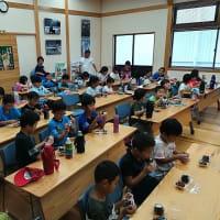 衣笠小学校の生徒さんが北山杉研修に来られました
