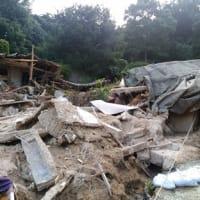 豪雨災害の被害拡大