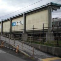 北陸本線 坂田駅!