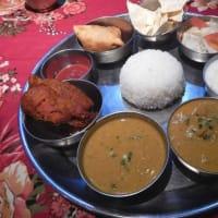 ムットさん、南インド料理