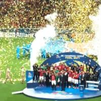 浦和レッズ ACL優勝おめでとうございます