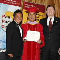 USC 南カリフォルニア大学を卒業しました