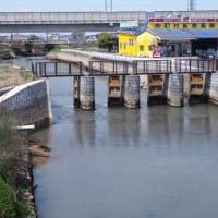 馬門石の井樋橋