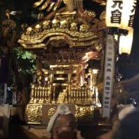 大宮八幡宮のお神輿
