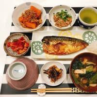 焼き鯖で和食な夜ごはんと、リアクションボタンについて