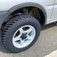 タイヤ&ホイール交換