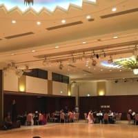 シーホークホテルで♪【福岡市社交ダンス教室・福岡市社交ダンススタジオ・社交ダンスパーティー福岡、福岡のダンススクールライジングスター】