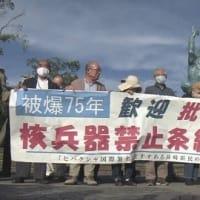 核兵器は犯罪である、日本は率先して核兵器禁止条約に批准するべきである