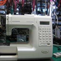 JANOME S7701 ジャノメミシン修理