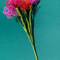 「カーネーション花束を...」