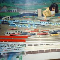 【交通博物館:HOレイアウト】